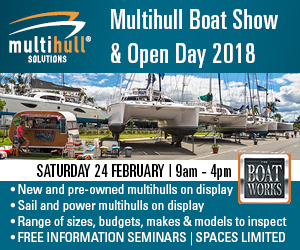 Multihull Solutions GC Open Day 24 Feb 2018