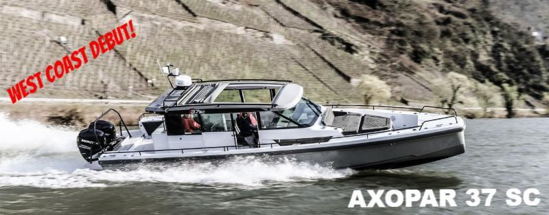 Axopar 37 SC - photo © JK3