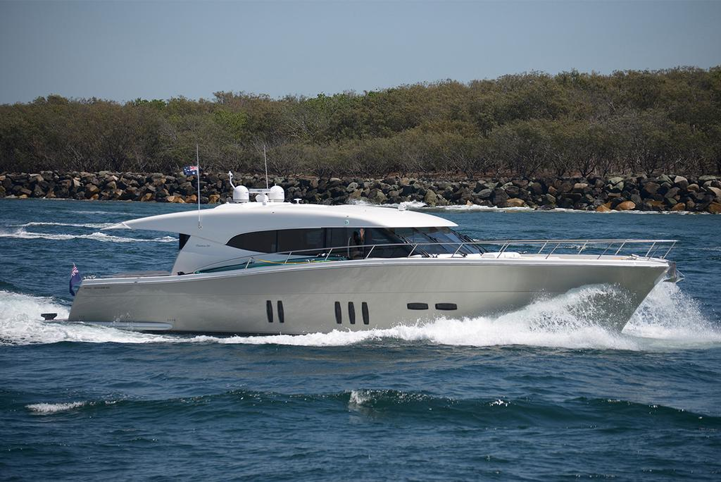 100 hour Tasman crossing - Fastest ever by Master Mariner