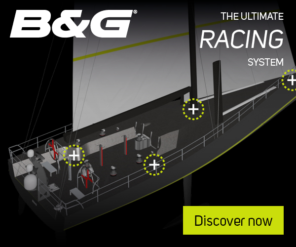 B&G 2020 Ultimate Sailing System 600x500