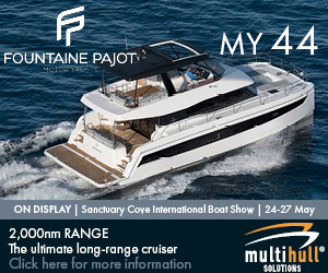 Multihull Solutions SCIBS 2018 MY44