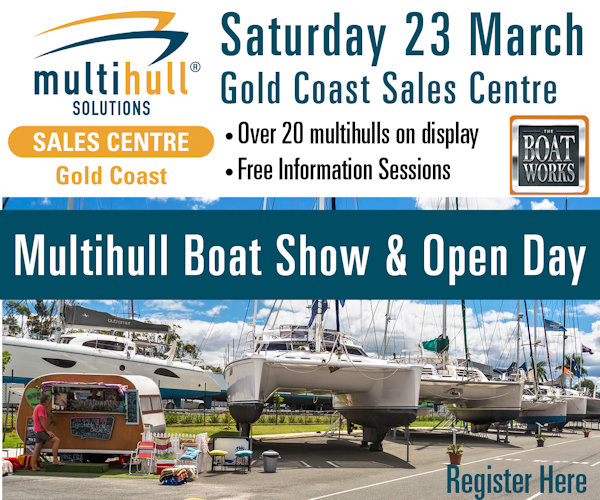 Multihull Solutions 2019 Boat Show and Open Day - 600x250