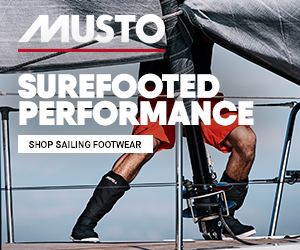 Musto 2017 300x250 Surefooted