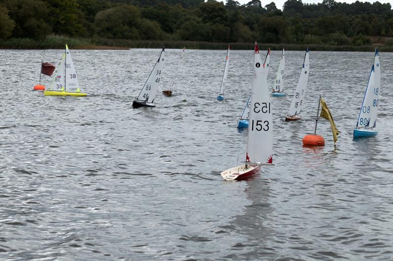 IOM open meeting at Frensham Pond Sailing Club Model Yacht Group