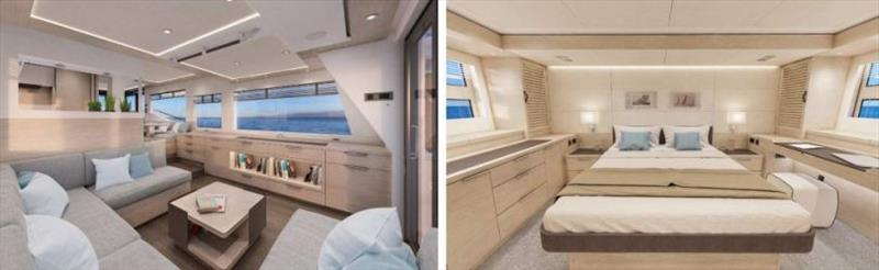 Interior - photo © Beneteau