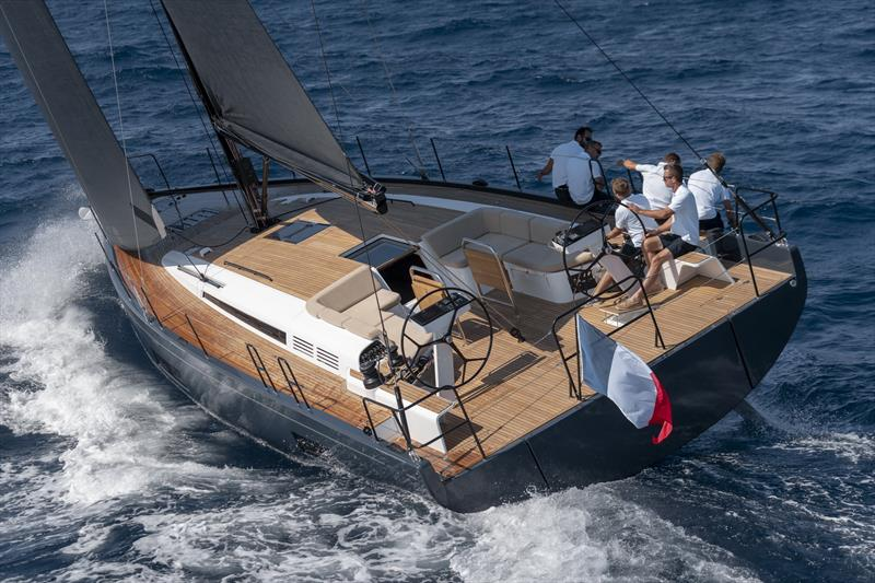 Beneteau First Yacht 52 - photo © Gilles Martin-Raget / Groupe Beneteau