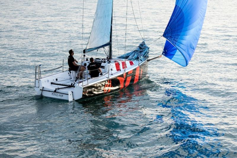 First 27 photo copyright Beneteau taken at  and featuring the Beneteau class