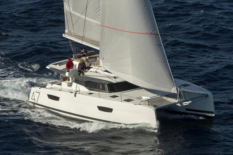 The Fountaine Pajot Saona 47 catamaran will be on display at the 2019 Thailand Yacht Show and RendezVous - photo © Multihull Solutions