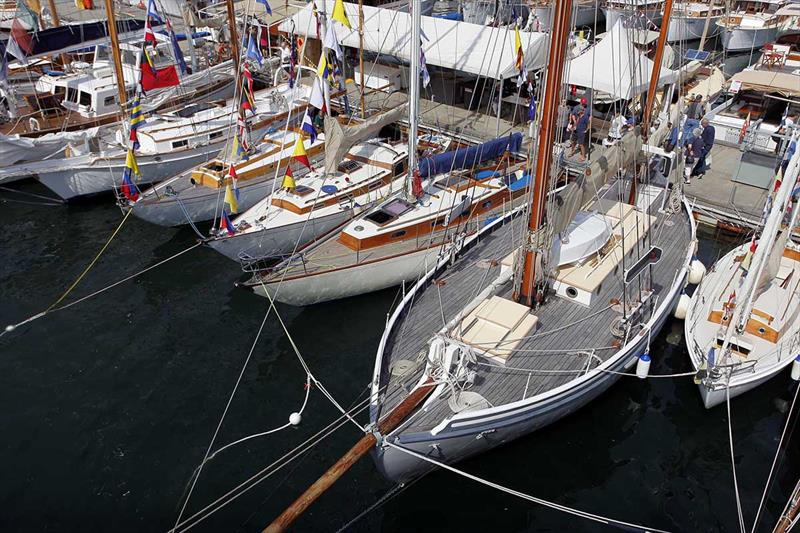 Classic & Wooden Boat Festival © Jude Timms