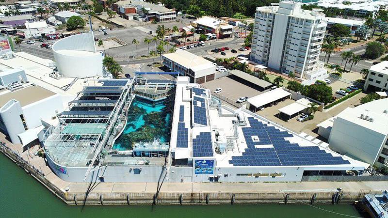 Powering Reef HQ