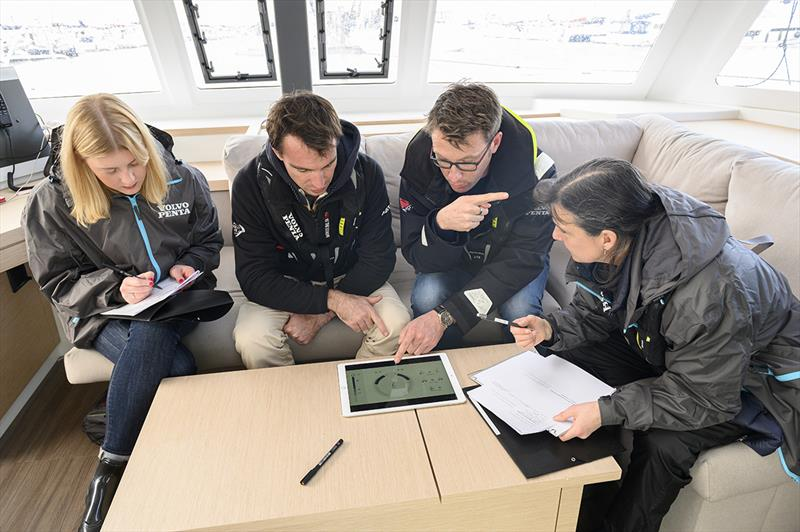 More than 100 customers guide Volvo Penta's electric driver interface concept development - photo © Olivier Blanchet