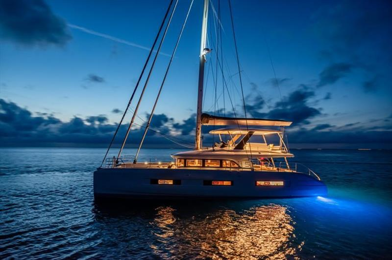 Lagoon Sixty 5 Catamaran - photo © Nicolas Claris