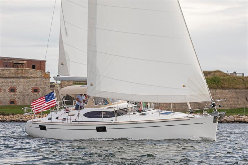Dernière mise à jour de la construction de Hylas Yachts