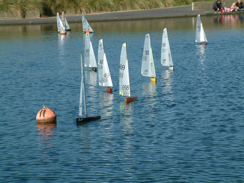 Dragon Force 65 Summer Series at Fleetwood - Overall