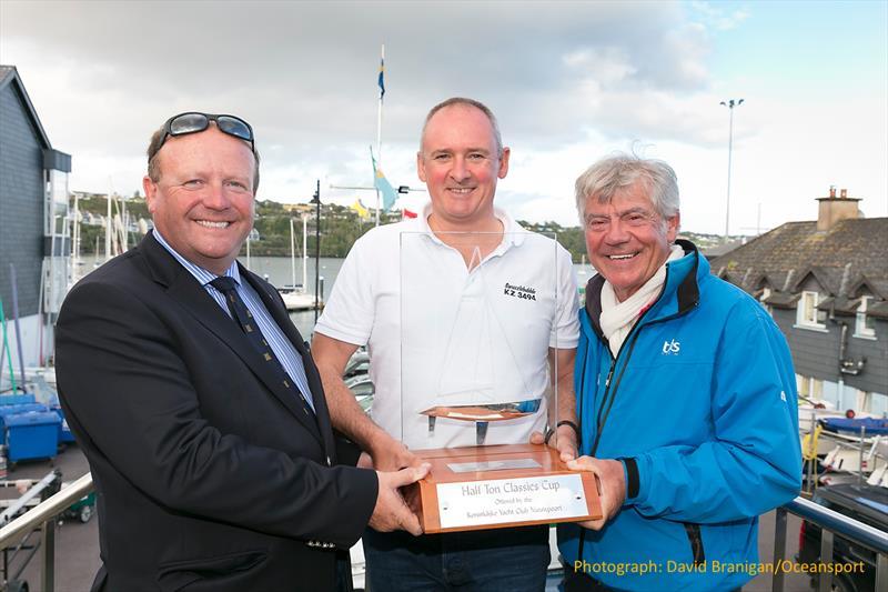 Euro Car Parks Half Ton Classics Cup At Kinsale Yacht Club Overall