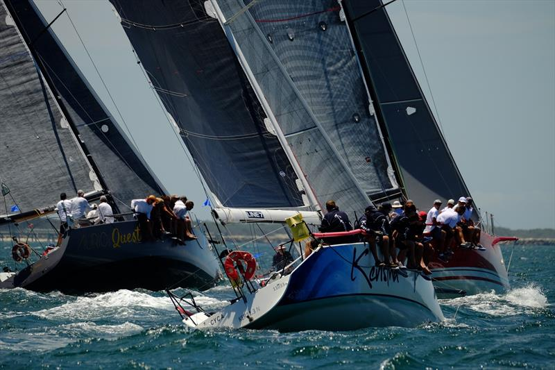 Bartercard Sail Paradise - photo © Virginia Riddle-Cross