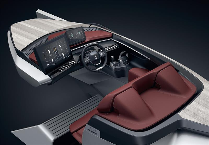 Beneteau - Sea drive concept - photo © Beneteau