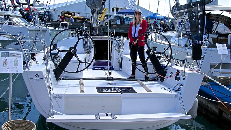 Dufour 36 - Auckland On the Water Boat Show - Day 4 - September 30, 2018 - photo © Richard Gladwell