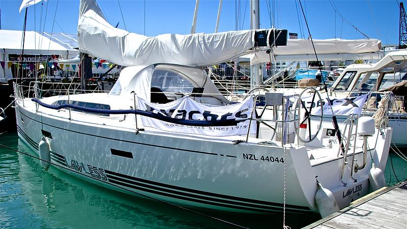 Lawless from X-Yachts - Auckland On the Water Boat Show - Day 4 - September 30, 2018 - photo © Richard Gladwell