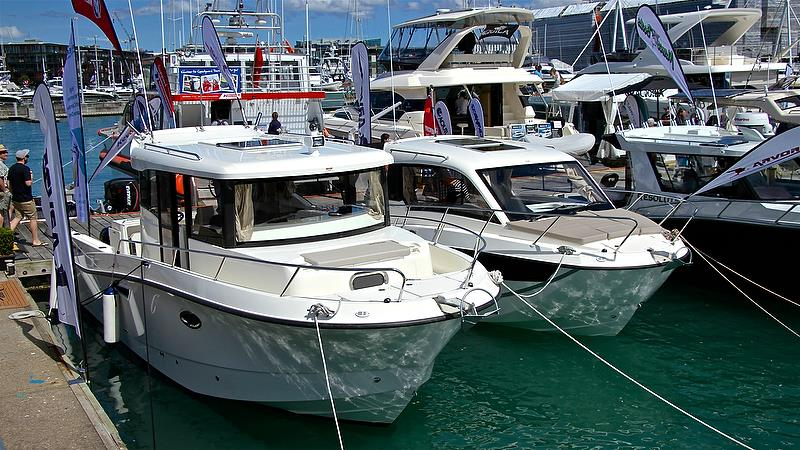 Arvor Boats - Auckland On the Water Boat Show - Day 4 - September 30, 2018 - photo © Richard Gladwell