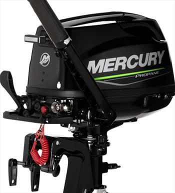 Mercury Racing announces launch of 4 6-Liter V8 450R