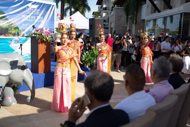 2019 Thailand Yacht Show and RendezVous official opening - photo © Event Media