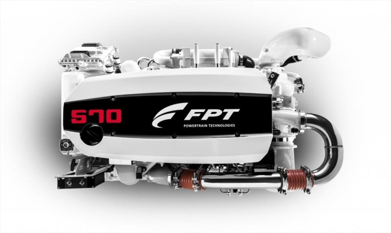 Laborde Products And Motor Services Hugo Stamp For Fpt Industrial Marine Line Up