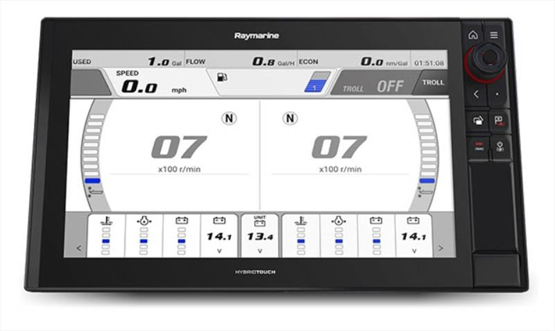 Unveiling Yamaha outboard integration