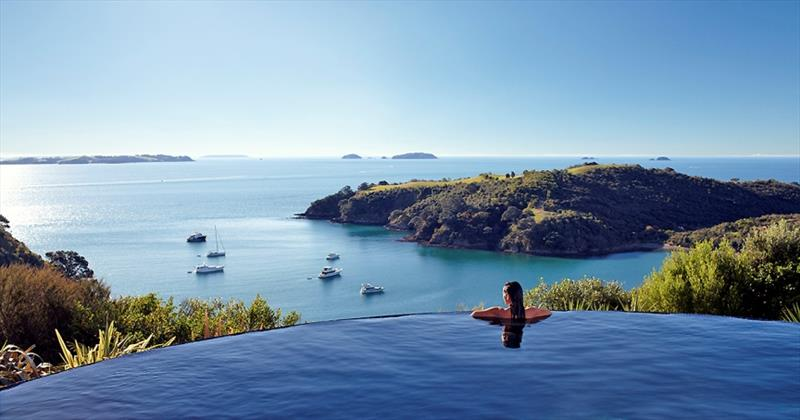 Views at Delamore Lodge - photo © NZ M