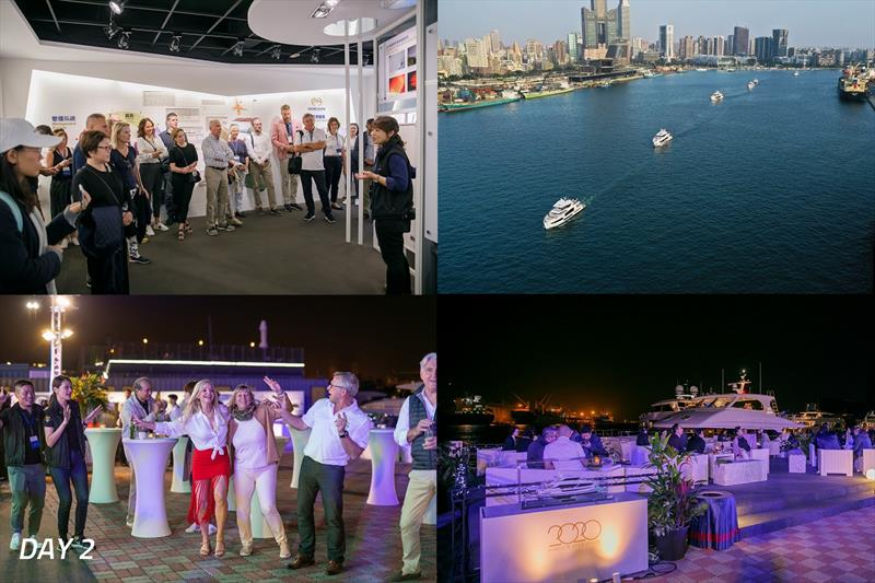 2020 Horizon Open House - Day 2 - photo © Horizon Yachts