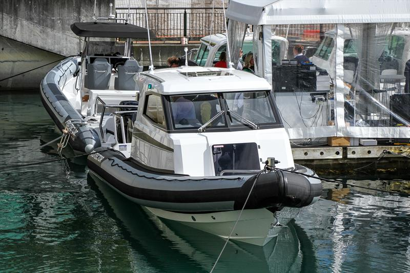 Protectors - Auckland On the Water Boat Show - Final day - October 6, 2019 - photo © Richard Gladwell