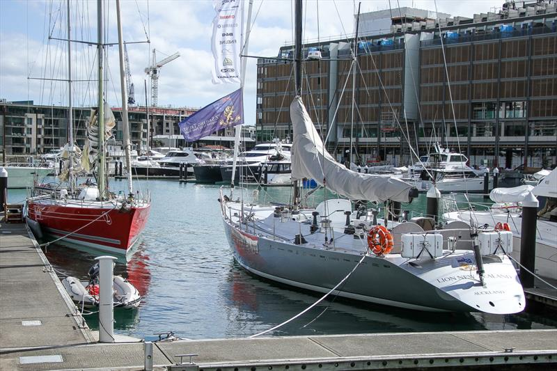 Steinlager 2 and Lion New Zealand - Auckland On the Water Boat Show - Final day - October 6, 2019 - photo © Richard Gladwell