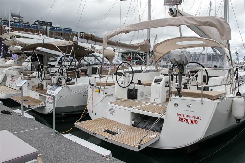 Boat show specials - Auckland On the Water Boat Show - Final day - October 6, 2019 - photo © Richard Gladwell