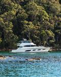 The Riviera 68 Sports Motor Yacht – great beauty and purpose.