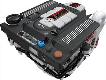 Mercury Racing announces launch of 4 6-Liter V8 450R