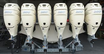 Mercury Racing announces launch of 4 6-Liter V8 450R outboard engine