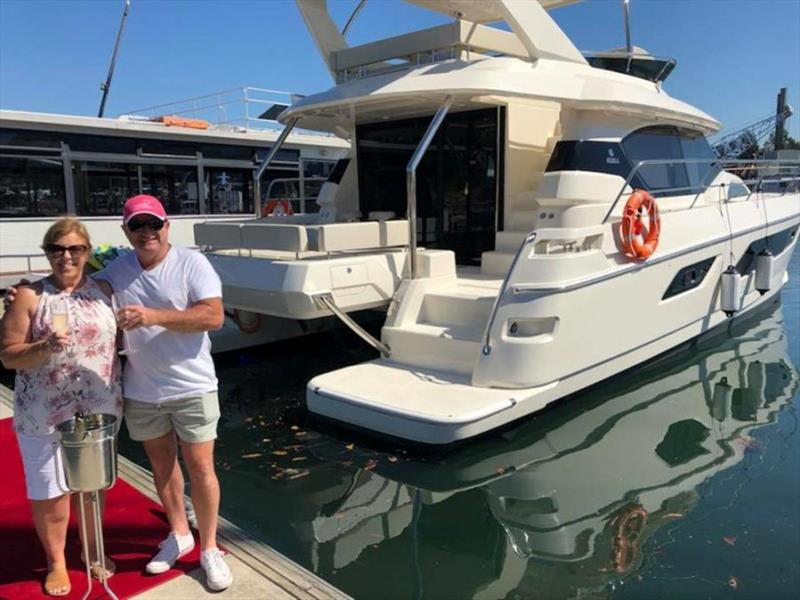 Aquila 44 - Third Charter Boat for Arundell Family