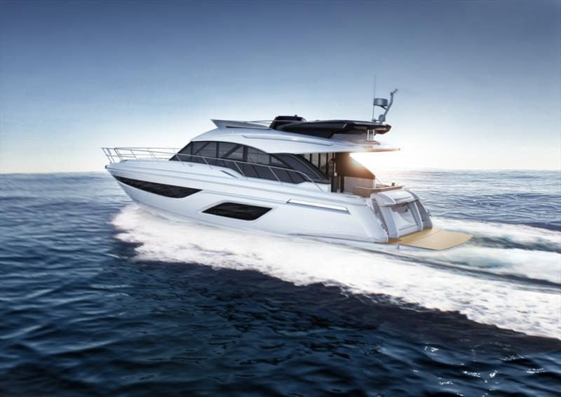 Bavaria R55 - photo © Bavaria Yachts