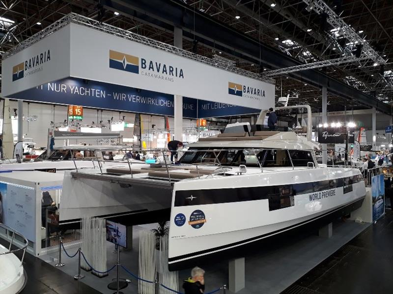 Bavaria Nautitech 47 Power - photo © Bavaria Yachts