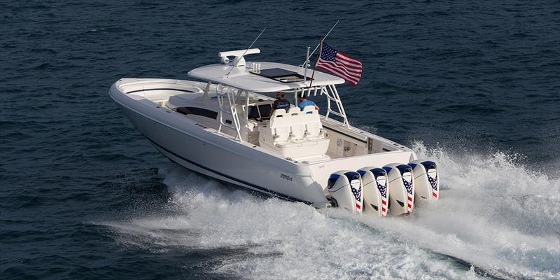 Seven Marine today unveiled its Seven Outboard Portfolio at the Miami International Boat Show - photo © Seven Marine
