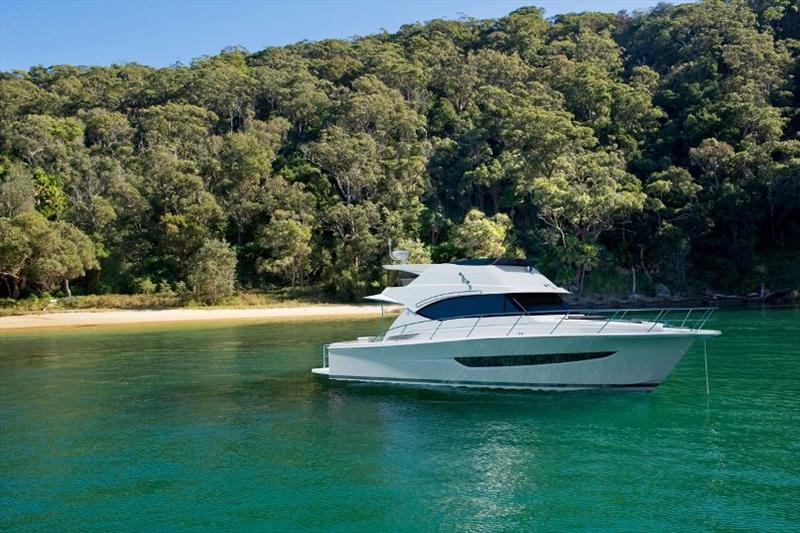 The Riviera 39 Sports Motor Yacht will have her World Premiere at the Sydney International Boat Show - photo © Riviera Australia