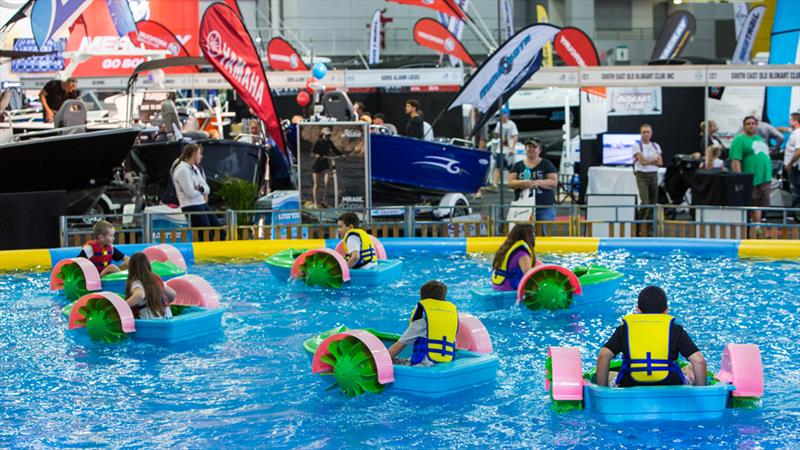 Adelaide Boat Show - BBS bumper boat - photo © Photographer at Large