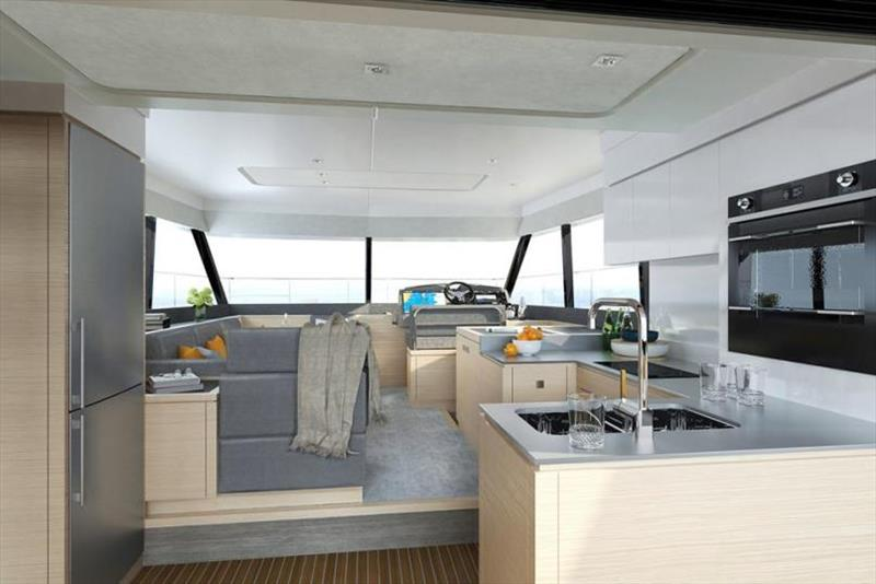 MY 40 - photo © Multihull Solutions