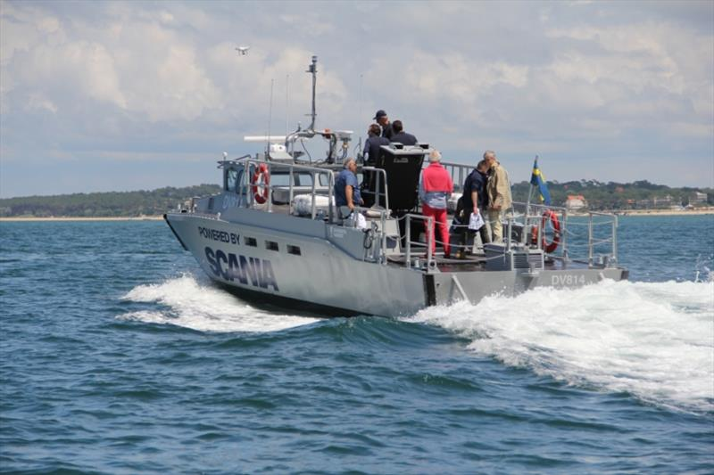 Nanni and Scania, agreement on engines for pleasure boats