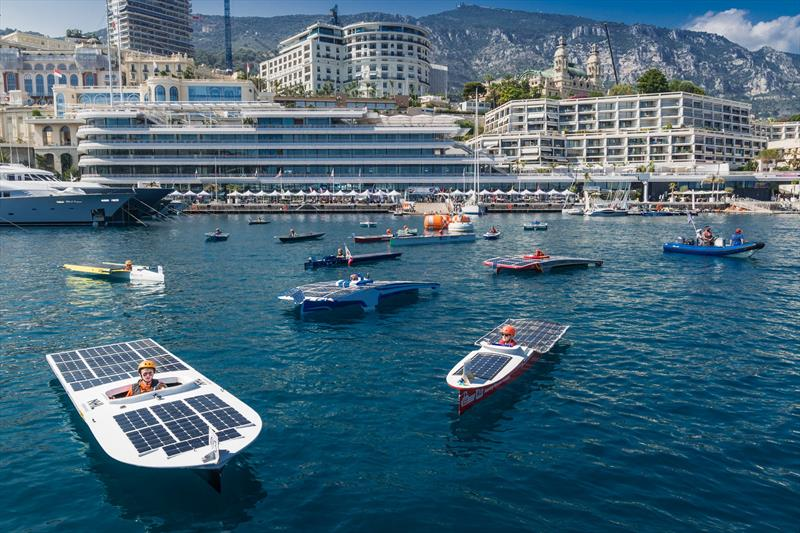 Solar & Energy Boat Challenge 2018 - photo © Mesi