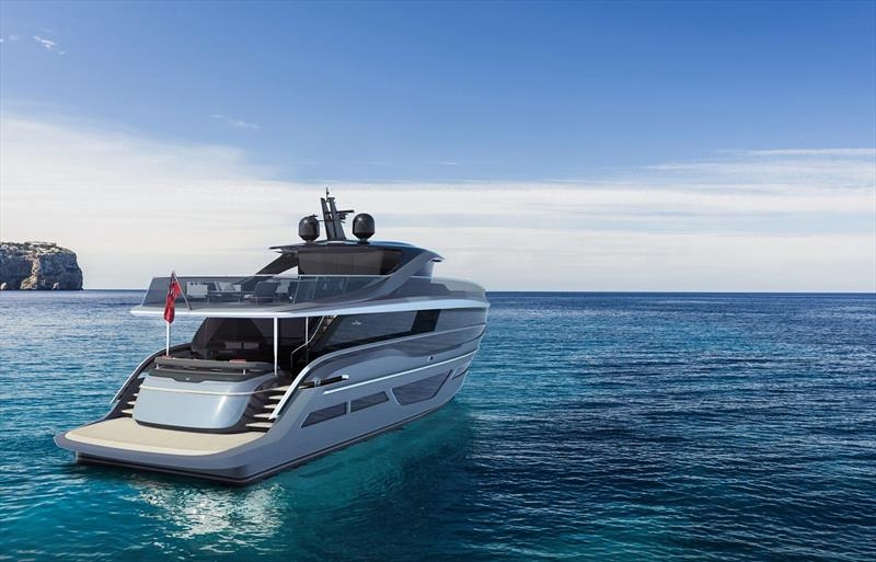 The X95 'Superfly'  - photo © Princess Yachts