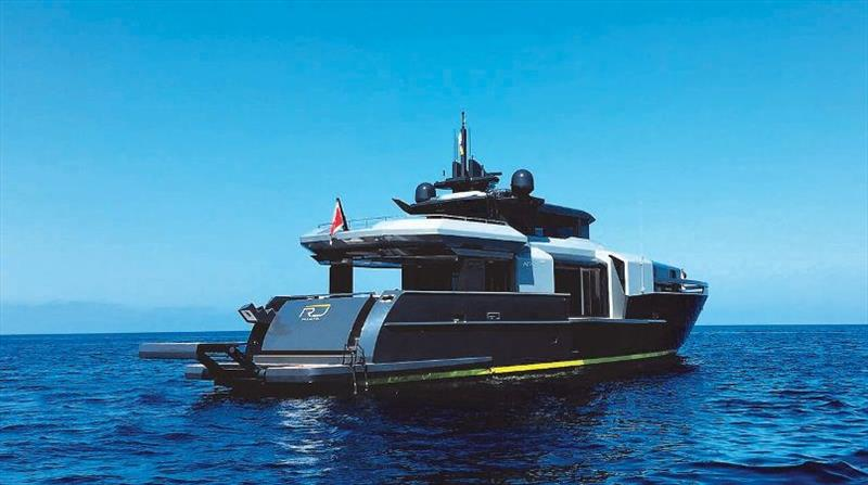 Arcadia A105 - photo © Arcadia Yachts