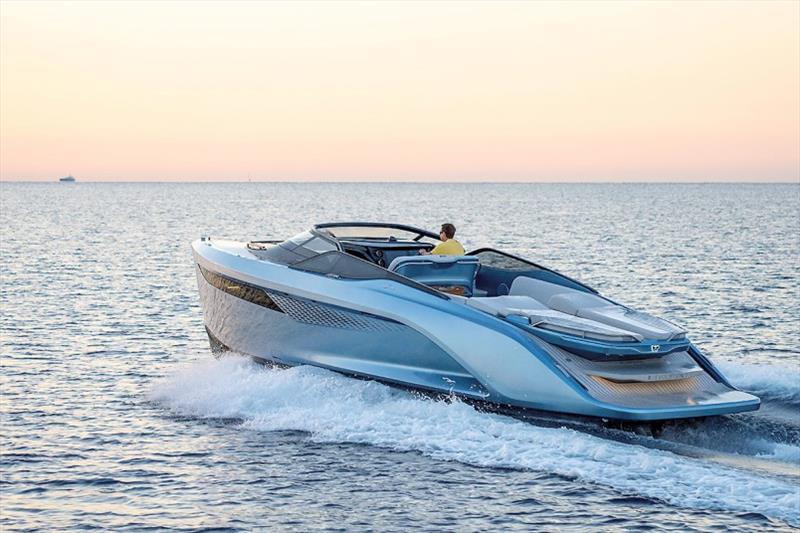 Innovation Redefines Yacht Design With Princess S Revolutionary R35