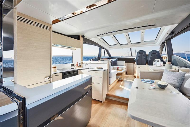 Princess V60 Saloon photo copyright Princess Yachts taken at  and featuring the Power boat class