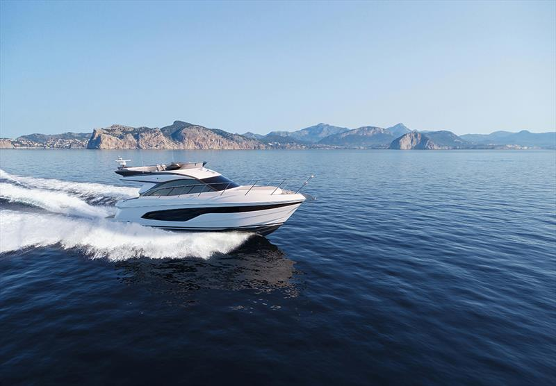 Dynamic Spacious And Focused On Life At Sea Princess Yachts
